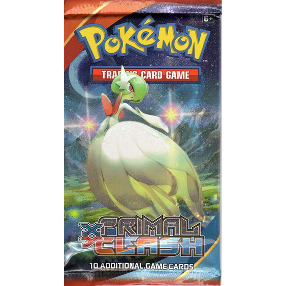 XY5 Primal Clash Booster