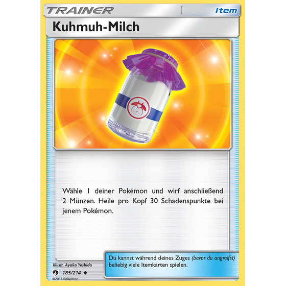 Kuhmuh-Milch - 185/214 - Uncommon