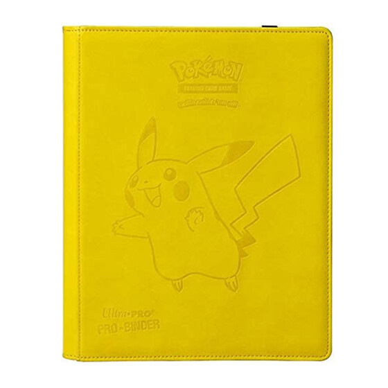 Ultra Pro - Premium Pro Binder Pikachu (9-Pocket)
