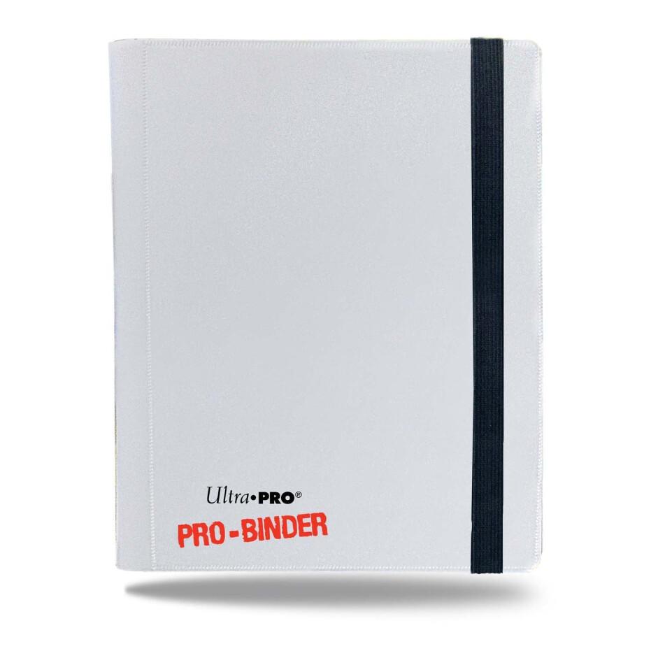 Pro Binder White (4-Pocket