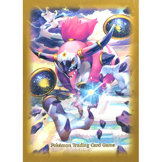Nintendo - Hoopa Unbound Sleeves (65)