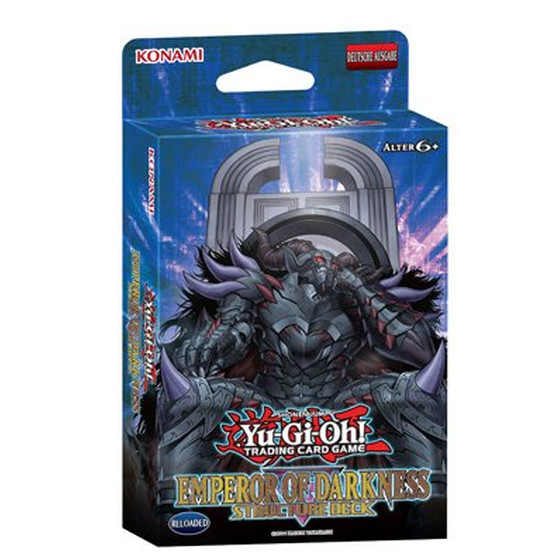 Structure Deck Emperor of Darkness Deutsch