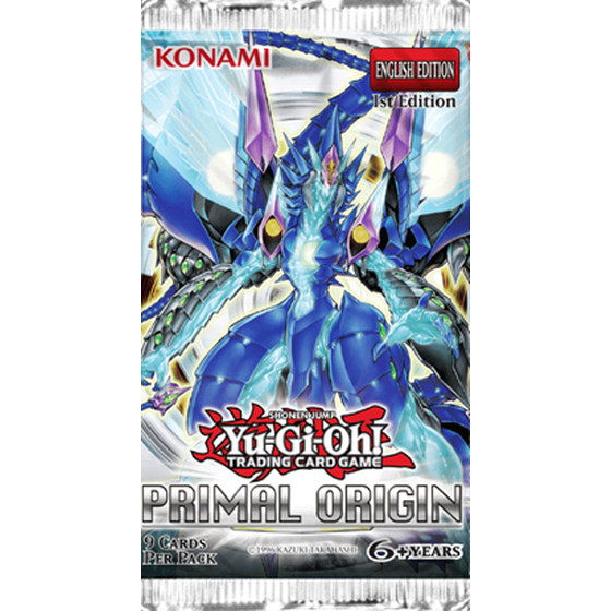 Primal Origin Booster Deutsch