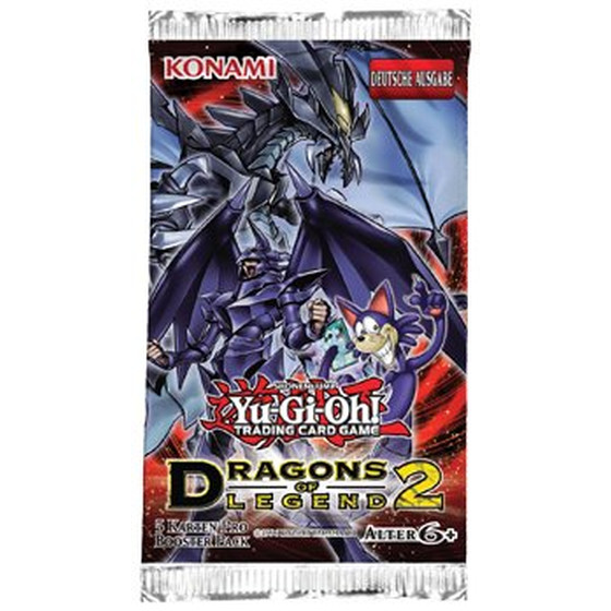 Dragons of Legend 2 Booster Deutsch