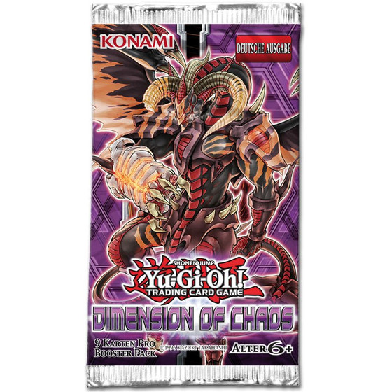 Dimension of Chaos Booster Deutsch
