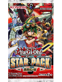 Star Pack Arc V Booster Deutsch