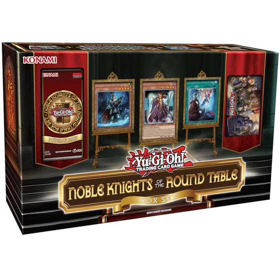 Noble Knights of the Round Table Box Set Deutsch