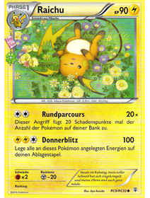 Raichu - RC9/RC32 - Common