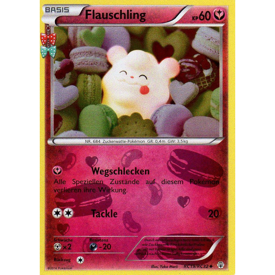 Flauschling - RC19/RC32 - Uncommon