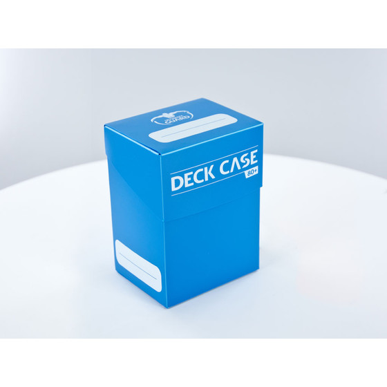 Ultimate Guard - Deck Case 80+ Blue