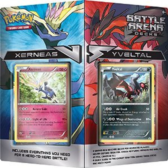 Battle Arena Decks Xerneas vs. Yveltal