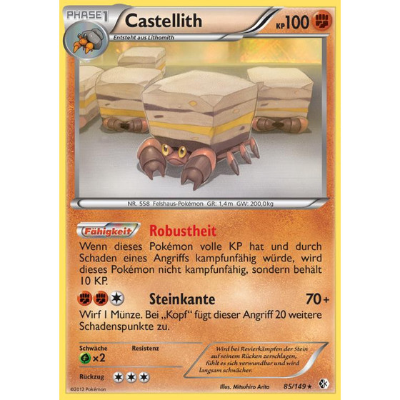 Castellith - 85/149 - Holo