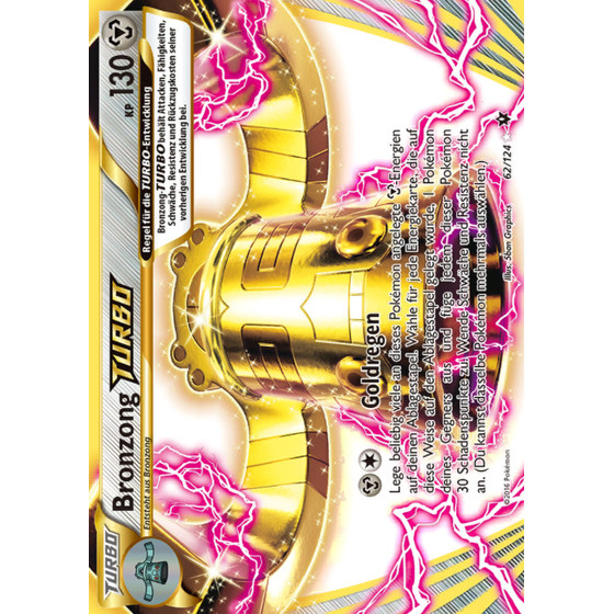 Bronzong TURBO - 62/124 - Break