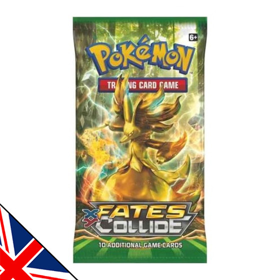 XY10 Fates Collide Booster