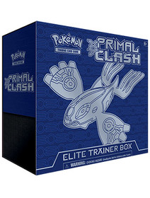 XY5 Primal Clash Elite Trainer Box