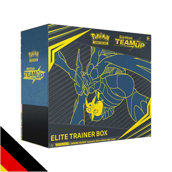 Sonne & Mond: Teams sind Trumpf Top-Trainer Box Pikachu &...