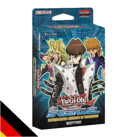 Speed Duel Starter Deck Duelists of Tomorrow Deutsch