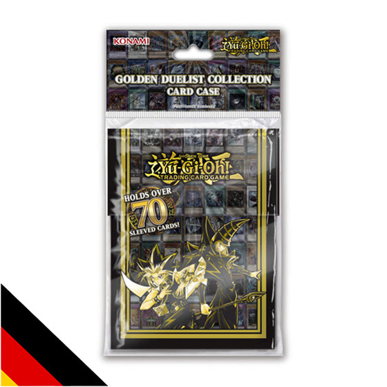 Card Case Golden Duelist (Deckbox)