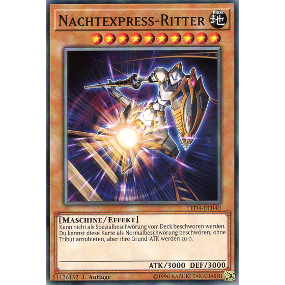 Nachtexpress-Ritter - LED4-DE040 - Common
