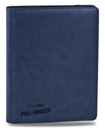 Ultra Pro - Premium Pro Binder Blue (9-Pocket)