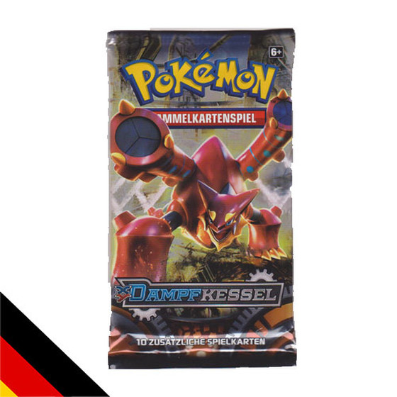 XY11 Dampfkessel Booster