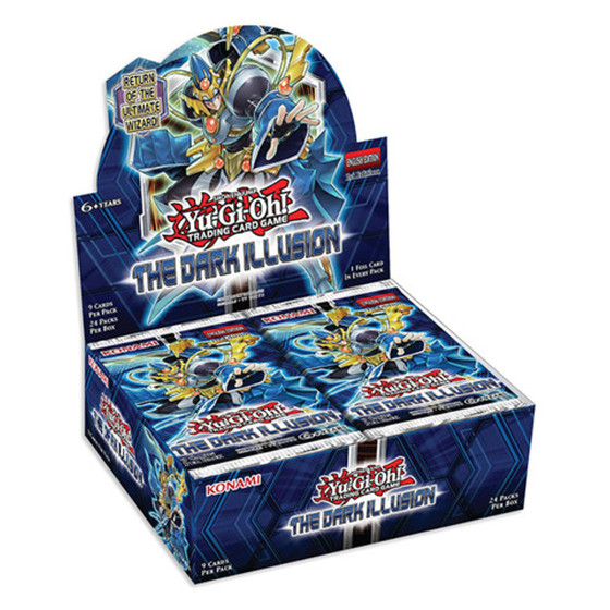 The Dark Illusion Booster Deutsch