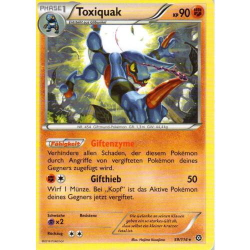 Toxiquak 59114 Rare