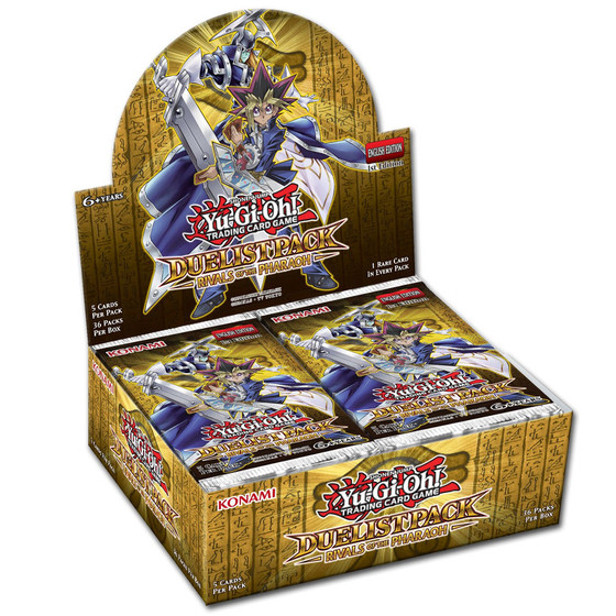 Duelist Pack - Rivals of the Pharao Booster Box German...