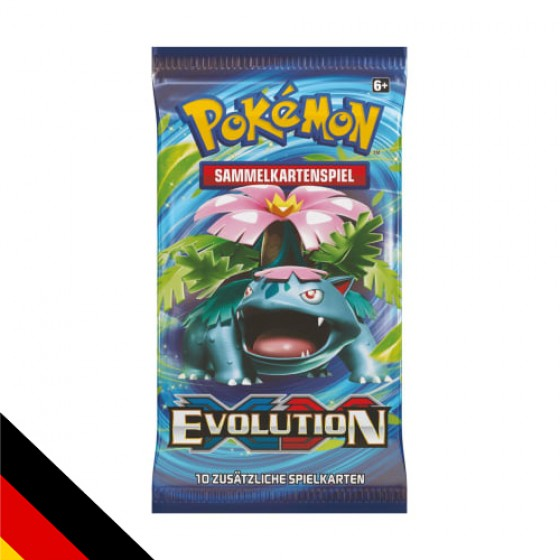 XY12 Evolution Booster