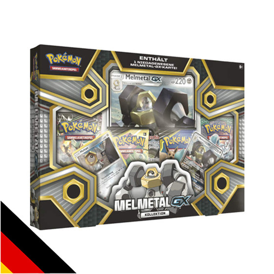 Melmetal-GX Kollektion (Deutsch)