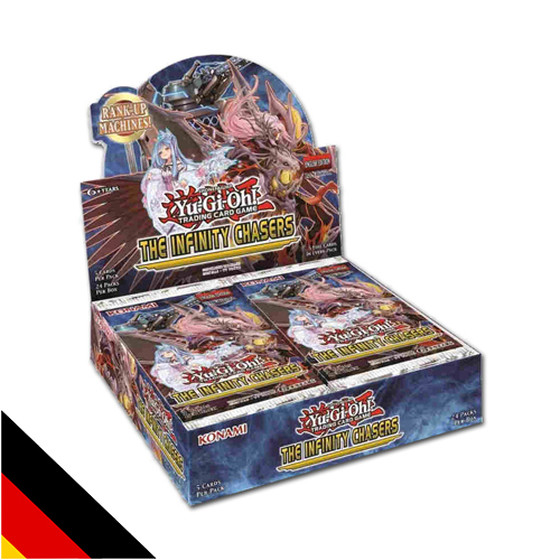 The Infinity Chasers Display (24 Booster) Deutsch