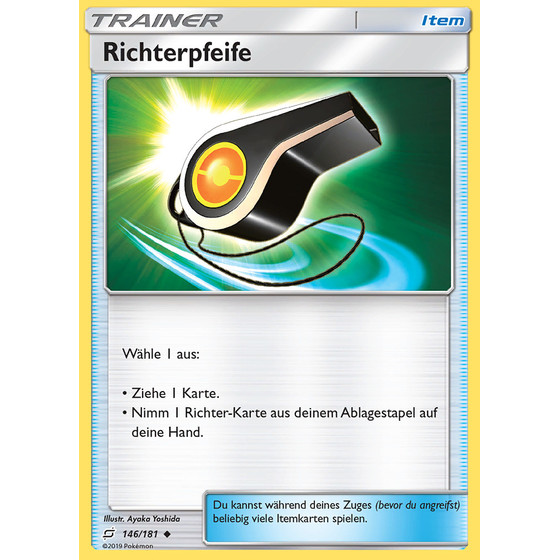 Richterpfeife - 146/181 - Reverse Holo