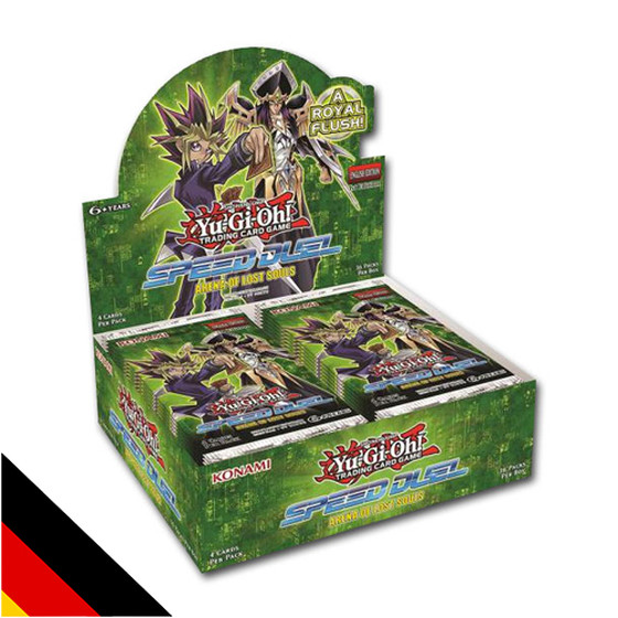 Speed Duel: Arena of Lost Souls Display (36 Booster) Deutsch