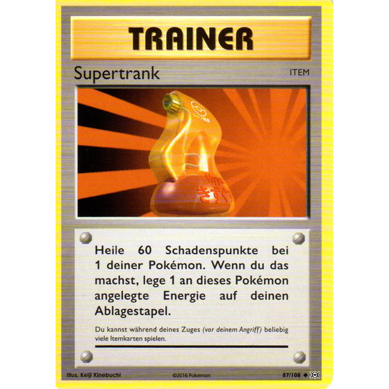 Supertrank - 87/108 - Uncommon