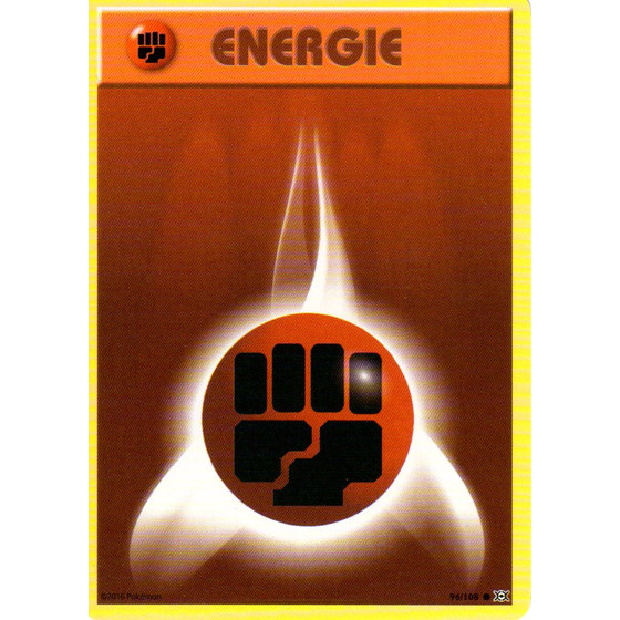 Kampf-Energie - 96/108 - Common