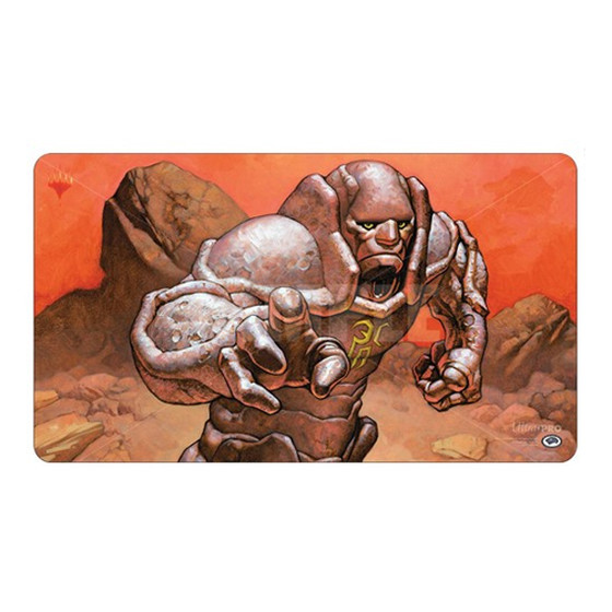 MTG Legendary Collection Playmat - Karn, Silver Golem -...