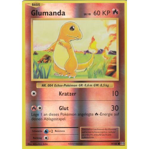 Vulpix Common Reverse Holo Pokemon Card XY12 Evolutions 14//108