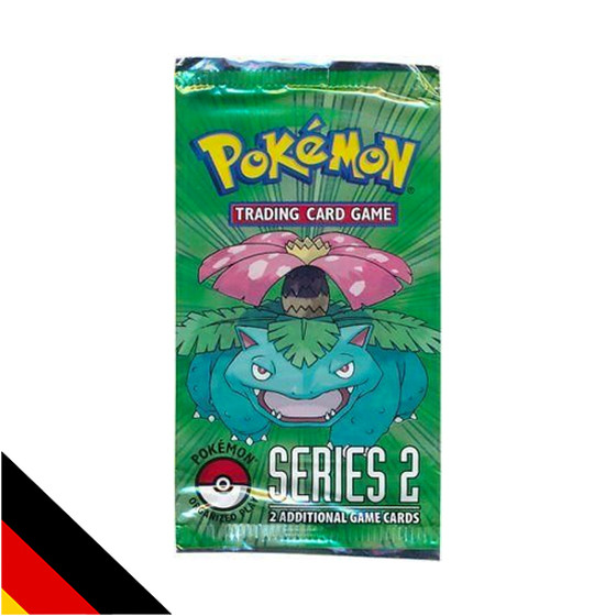 Pokemon POP 2 Booster Deutsch