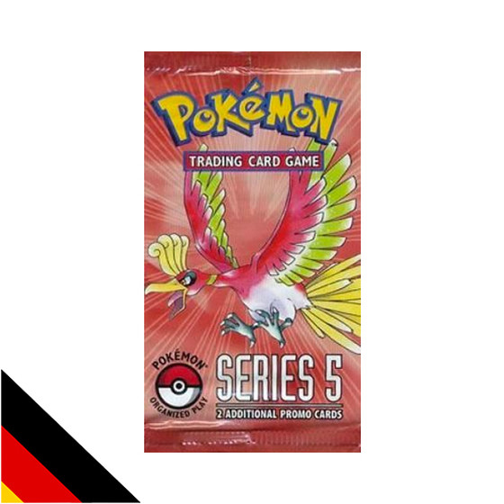 Pokemon POP 5 Booster Deutsch