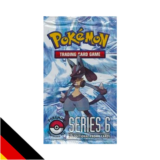 Pokemon POP 6 Booster Deutsch