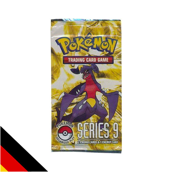 Pokemon POP 9 Booster Deutsch