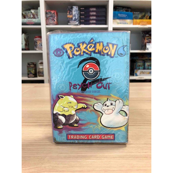 Pokemon Base 2 Theme Deck Psych Out - OVP/Sealed -...