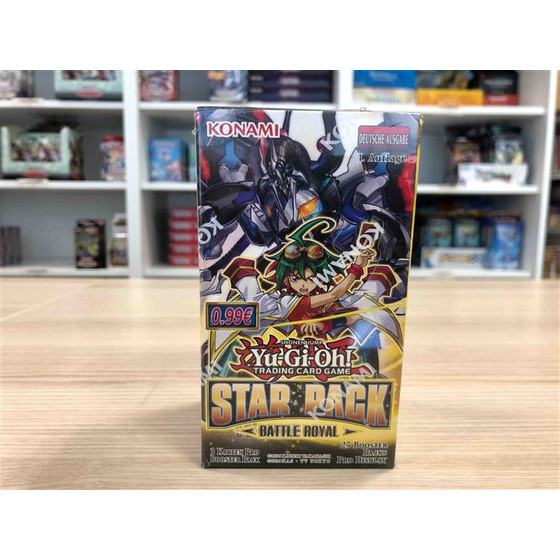 Star Pack Battle Royal Display Deutsch (25 Booster)