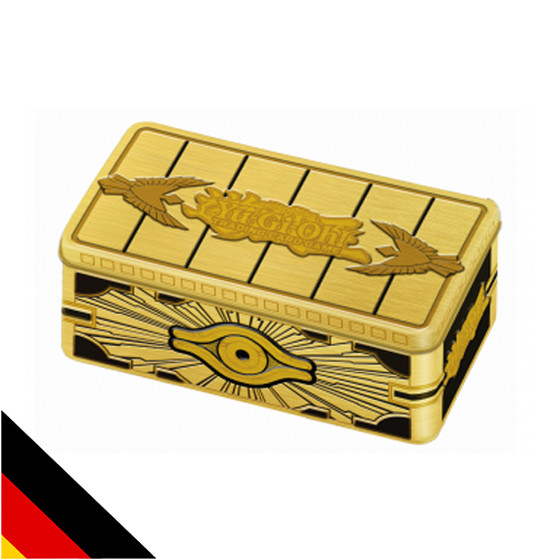 Gold Sarcophagus Mega Tin 2019 Deutsch