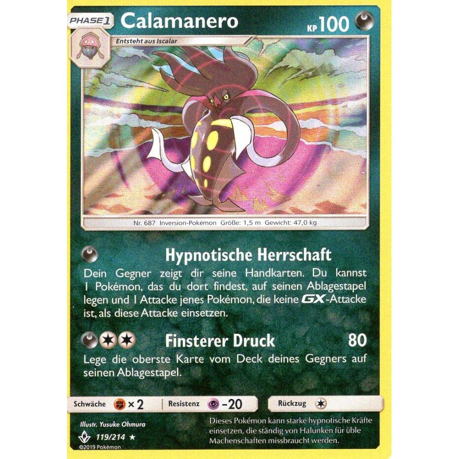 Dreifach-Beschleunigungs-Energie Pokemon 190//214 Kräfte im Einklang