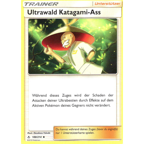 Ultrawald Katagami-Ass - 188/214 - Uncommon
