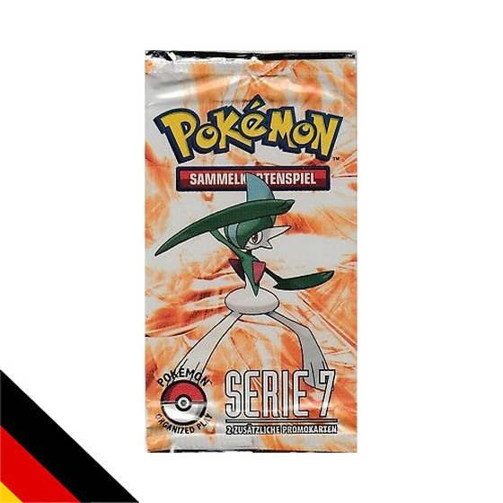Pokemon POP 7 Booster Deutsch