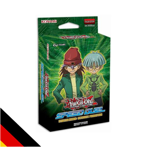 Speed Duel Starter Deck Ultimate Predators Deutsch