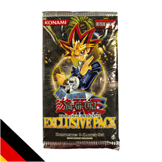 Exclusive Pack Booster Deutsch - RARITÄT!