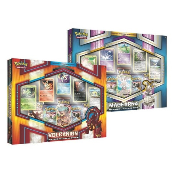 Mythical Pokemon Collection - Volcanion